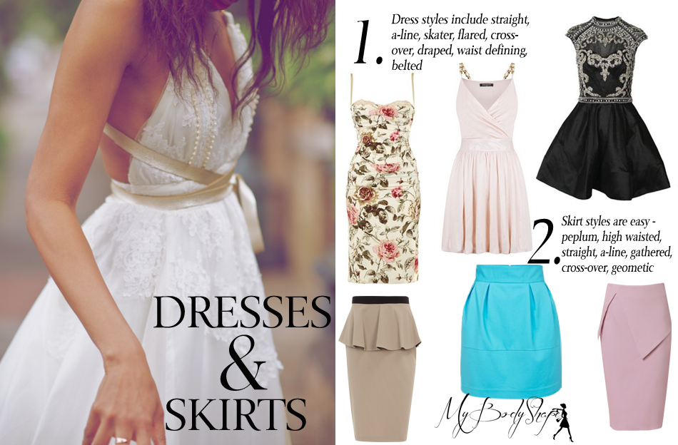 dress style guide layout