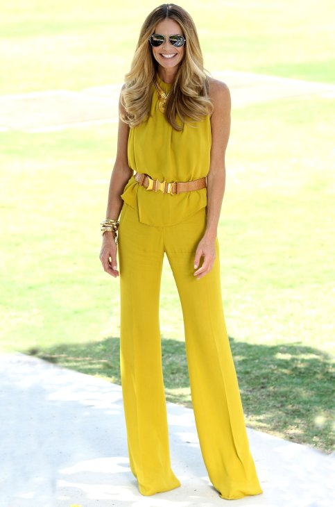 Elegant Jumpsuits For An Inverted Triangle Body Shape