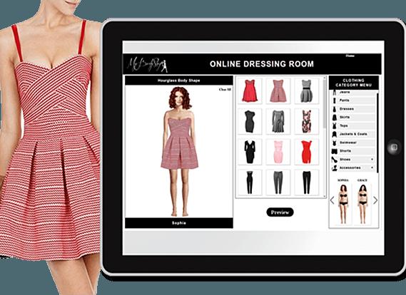 Virtual Dressing Room Online
