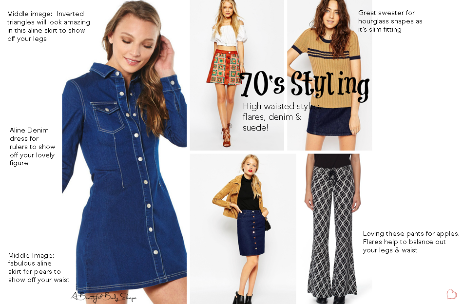 Latest Fashion Trends To Watch 70s Inspired Style A