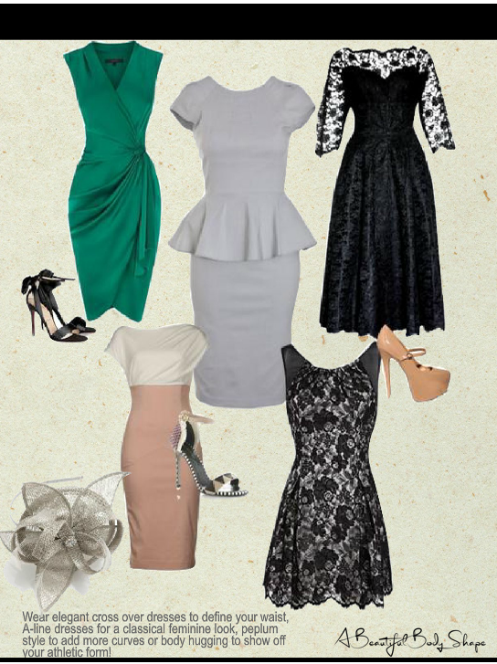 What To Wear To The Races By Body Shape Video