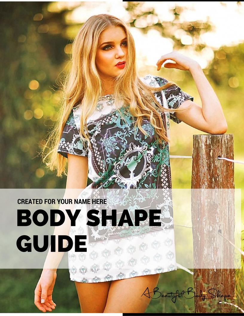 Personal Style Guide A Beautiful Body Shape