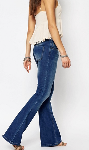 Best Jeans For Curvy Women - Pear Body Shape! - A ...
