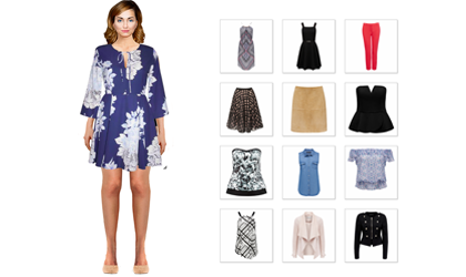 find clothes for my body type img1 - A Beautiful Body Shape